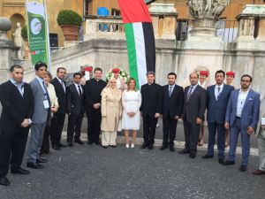 UAE and Vatican dignitaries