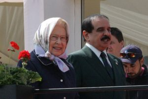 HM The Queen and King of Bahrain