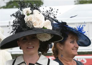 2015 Ladies Hat Contest