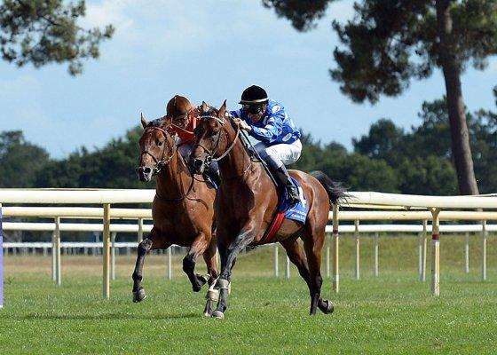 Ahzar leads home
