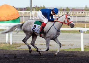 Goudman running clear