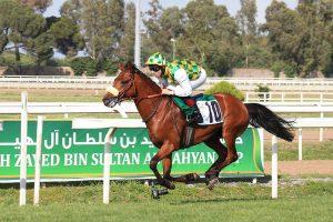 Ziyadd winning under Pierantonio Convertino