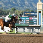 Thess Is Awesome Santa Anita 2016