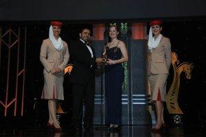 Anna Pilroth wins Best Professional Jockey