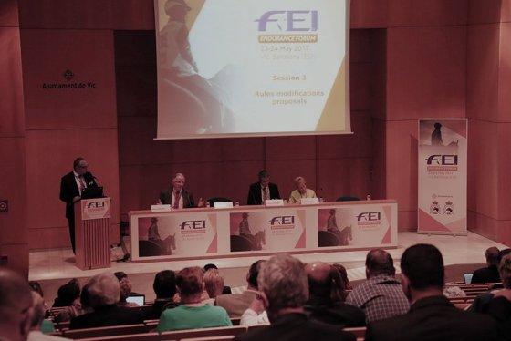 EI Endurance Director Manuel Bandeira de Mello speaks