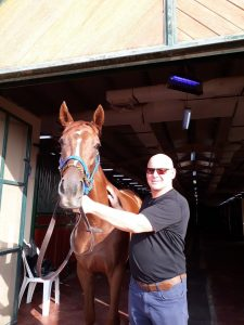 Danny and Scat Daddy filly