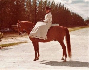 Norma and Shane Sidesaddle