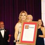 Lara Sawaya receives Commendation