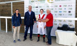 Awards to Vermeersh by Nelly Philippot