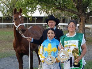 Djehlbi, winner of Wathba Stallions Cup