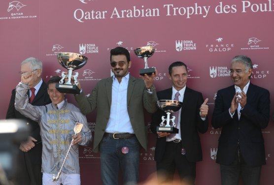 Al Haffanah TrophydesPoulains