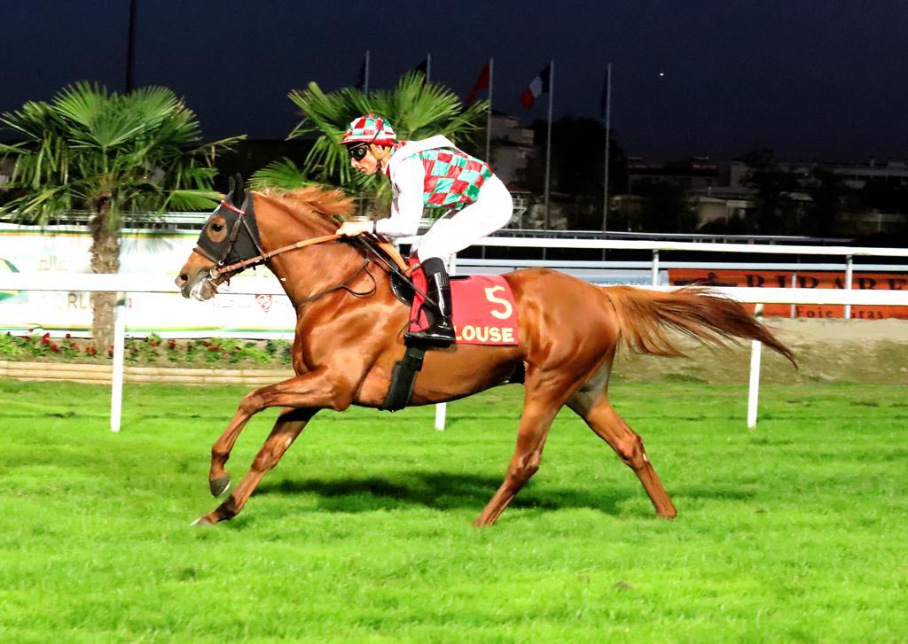 Hayyan winning Arabian Colts Group 2