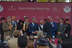 QAWC Awards for Fazza Al Khalediah