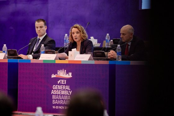 FEI General Assembly 2018