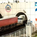 EUROTUNNEL with Freight