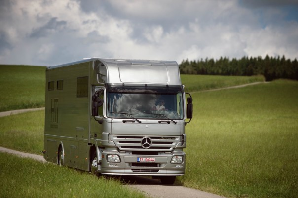 MERCEDES-BENZ ACTROS 1836 HTI COMPETITION 5