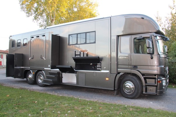 MB ACTROS 2536 HTI ECOLINE 6