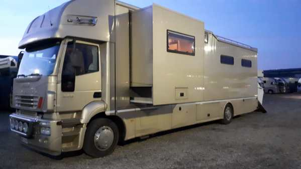 IVECO STRALIS 350 POP OUT