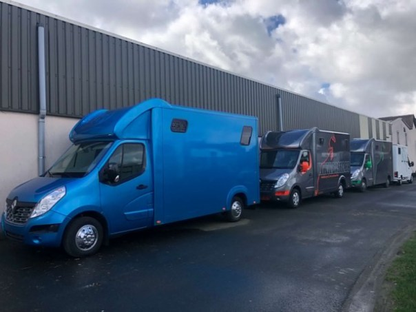 RENAULT MASTER dCi 165 BLOOMFIELDS PROFESSIONAL
