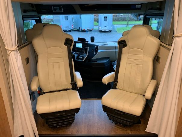 MERCEDES-BENZ ACTROS 2551 KETTERER EXCLUSIVE DOUBLE POP OUT