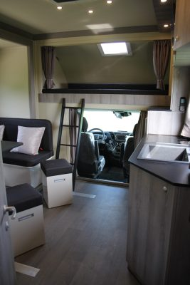 IVECO DAILY 70C18 WMS POP OUT