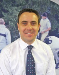 Equestrian Sports New Zealand CEO Jim Ellis
