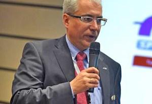 FEI Secretary General Ingmar De Vos.
