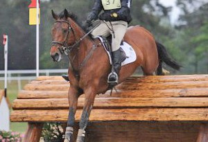 Mark Todd and Grass Valley (CCI3*, 8th).