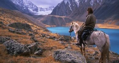 Australian Long Rider Tim Cope endured minus 30 degree winter during his ride from Mongolia to Hungary