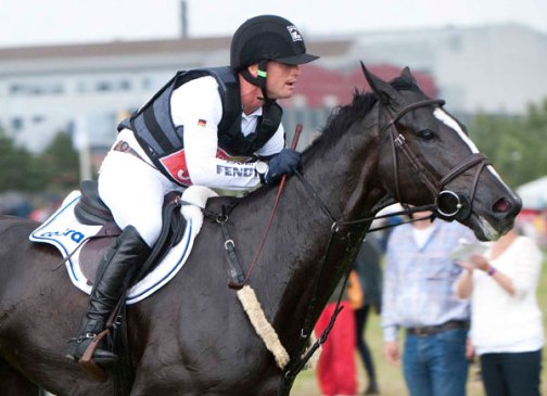 Michael Jung and Halunke FBW. © Paul Harding/Lewis Harding Images