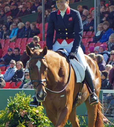 Pippa Funnell and Redesigned