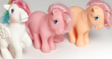 My Little Pony is among 12 finalists for the USA's National Toy Hall of Fame for 2014.