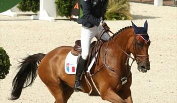Maxime Livio (France), fifth on Qalao Des Mers.