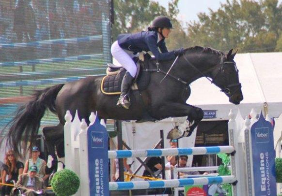Claudia Hay and Euro Sport Centavos.