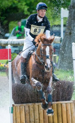 Back at the top: William Fox-Pitt (GBR), whose win at the Mitsubishi Motors Badminton Horse Trials 2015 made him the first rider in history to win there on a stallion (Chilli Morning), is now back as world Eventing number one.
