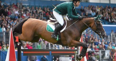 Cian O'Connor on Quidam's Cherie
