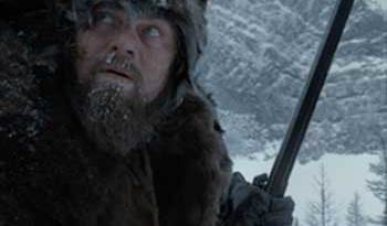 Leonard DiCaprio as Noel Glass in The Revenant. Photo: Revenantmovie/Instagram