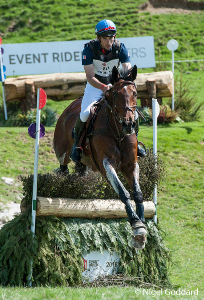 Nicolas Astier and Piaf De Bneville won the first ever Event Rider Masters competition which followed the track of the CIC*** course at Chatsworth. French riders took the first three places in the ERM.