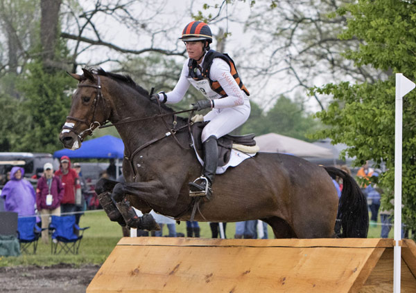 "Lauren Kieffer and Landmark's Monte Carlo won the ""Land Rover Best Ride of the Day"" at RK3DE."