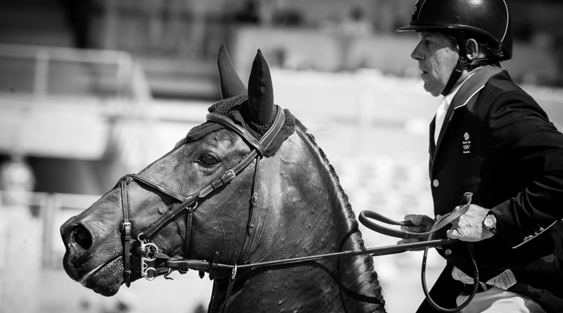 Nick Skelton and Big Star at Rio. © Eric Knoll