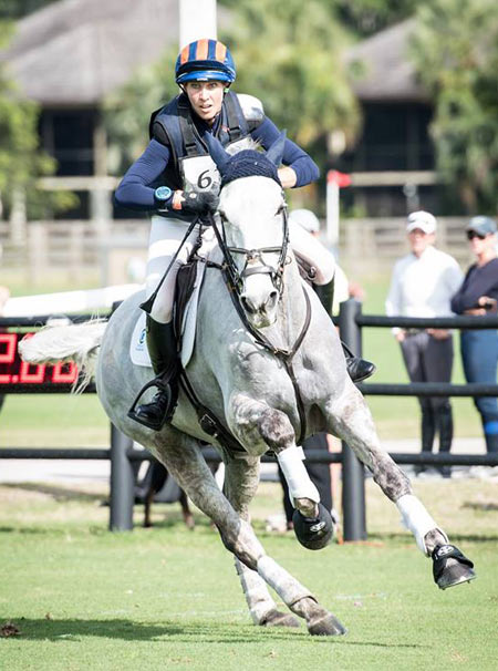 HHS Cooley and Liz Halliday-Sharp. © USEA/Leslie Mintz