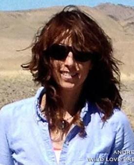 Wild Love Preserve founder Andrea Maki.
