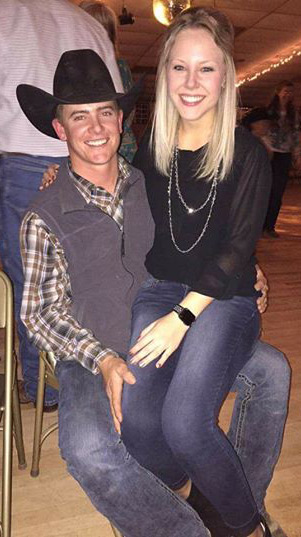 Cody Crockett and Sydney Wallace died while trying to save animals from the fires.