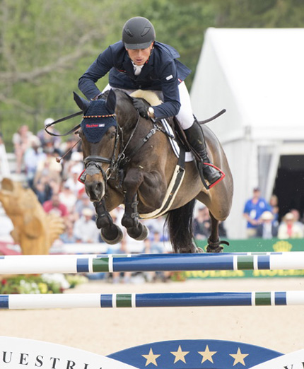 Michael Jung and FischerRocana FST win the Kentucky Three-Day-Event for the third consecutive year.