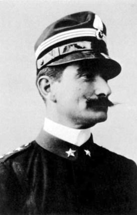 Captain Federico Caprilli
