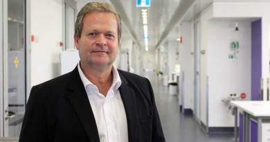 "Professor Michael Nilsson: ""Significant improvements are still possible, even years after a stroke, using motivating, comprehensive therapies provided in stimulating physical and social surroundings to increase brain activity and recovery."" Photo: Hunter Medical Research Institute"