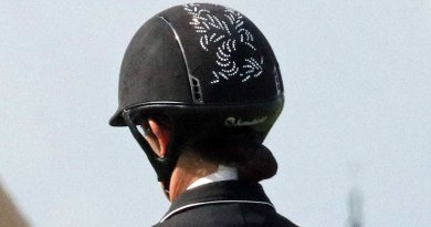 The inside scoop on helmets – and how they save horse riders