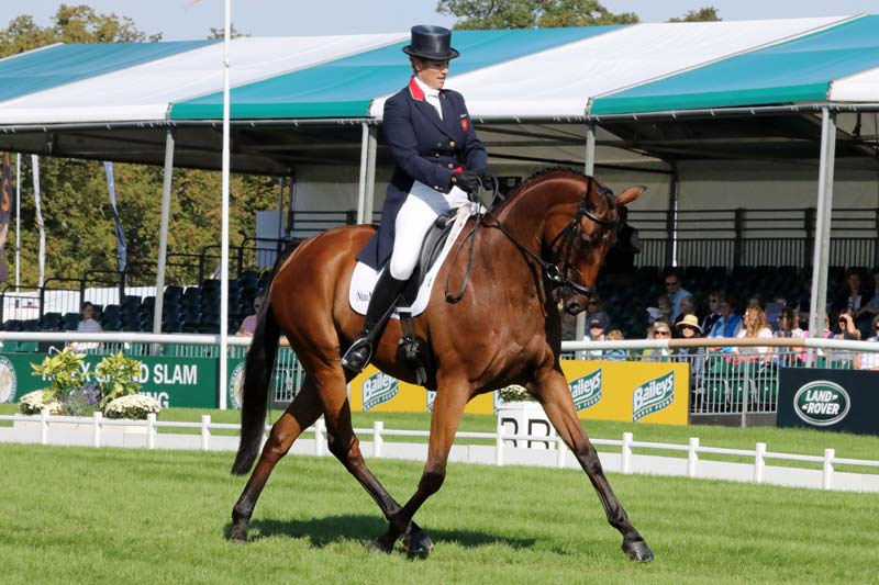 Zara Tindall and High Kingdom are in 33rd equal place.