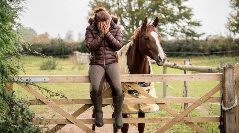 "The ""Grooms Minds"" project has been launched by the British Grooms Association to focus on mental health in the equestrian industry."
