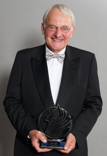 Anthony Stirkhas won the Dr Reginald Wooldridge Veterinary Achievement Award at the AHT Awards.